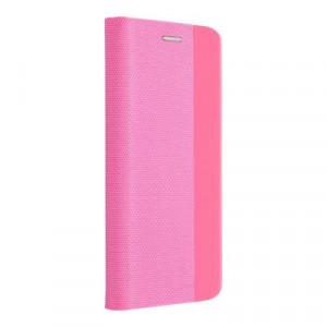 Калъф тип книга Sensitive - Huawei P40 Lite светлорозов