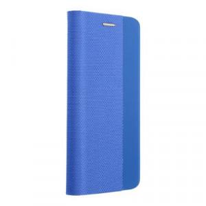 Калъф тип книга Sensitive - Samsung Galaxy A40 светлосин