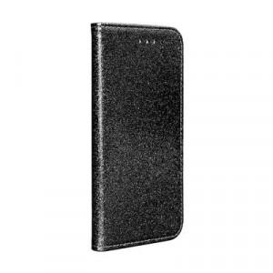 Калъф тип книга Shining - iPhone 12 / 12 Pro черен