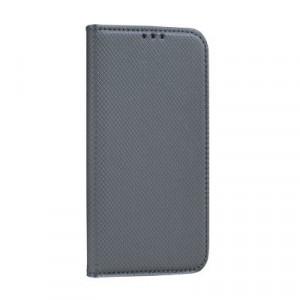 Калъф тип книга Smart - iPhone 5 / 5s / SE сив