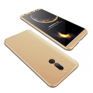Калъф 360° GKK Full Body Cover (без стъкло) - Huawei Mate 10 Lite златен