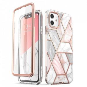 Калъф 360° Supcase Cosmo - iPhone 11 мрамор