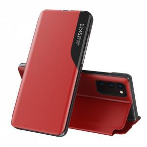 Кожен калъф тип книга ECO - Samsung Galaxy M51 червен