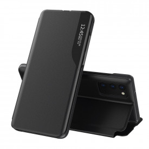 Кожен калъф тип книга ECO - Samsung Galaxy M51 черен