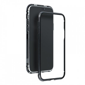 Магнитен калъф 360° без протектор - iPhone 11 Pro Max черен