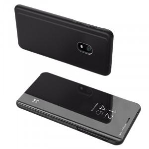 Огледален калъф тип книга Clear View - Xiaomi Redmi 8A черен