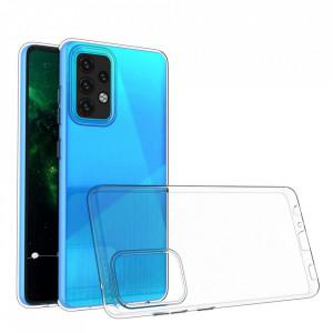 Прозрачен силиконов гръб 0.5mm - Samsung Galaxy A02s прозрачен