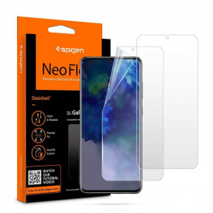 Протектор фолио Spigen Neo Flex Hd - Samsung Galaxy S20 Plus