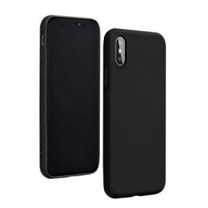Силиконов гръб FORCELL Silicone Lite - iPhone X черен