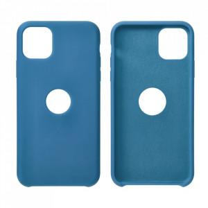 Силиконов гръб FORCELL Silicone - Samsung Galaxy S21 Ultra син