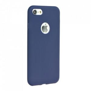 Силиконов гръб FORCELL Soft - Samsung Galaxy A12 син