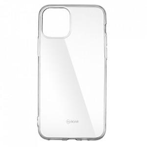 Силиконов гръб JELLY Roar - Huawei P Smart 2021 - прозрачен