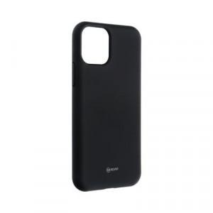 Силиконов гръб ROAR Colorful Jelly - iPhone 11 Pro черен