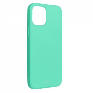 Силиконов гръб ROAR Colorful Jelly - iPhone 12 Pro Max мента