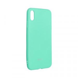 Силиконов гръб ROAR Colorful Jelly - iPhone XS Max мента