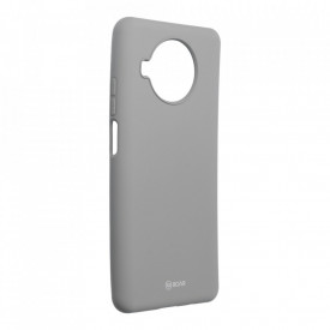 Силиконов гръб ROAR Colorful Jelly - pour Xiaomi Redmi Note 9 Pro 5G сив