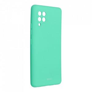 Силиконов гръб ROAR Colorful Jelly - Samsung Galaxy A42 5G мента