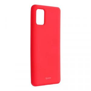 Силиконов гръб ROAR Colorful Jelly - Samsung Galaxy A51 циклама
