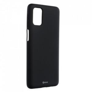 Силиконов гръб ROAR Colorful Jelly - Samsung Galaxy M31s черен