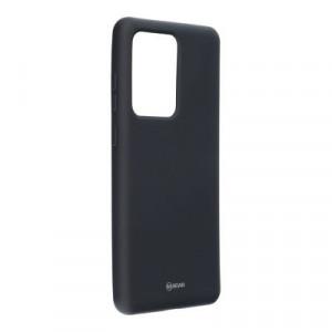 Силиконов гръб ROAR Colorful Jelly - Samsung Galaxy S20 Ultra черен