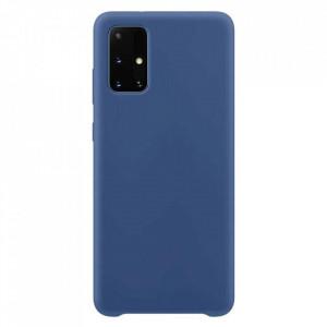 Силиконов гръб Soft Flexible Rubber - Samsung Galaxy A72/A72 5G тъмносин