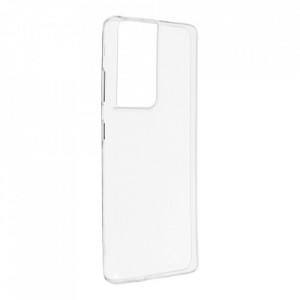 Тънък силиконов гръб 0.5mm - Samsung Galaxy S21 Ultra прозрачен