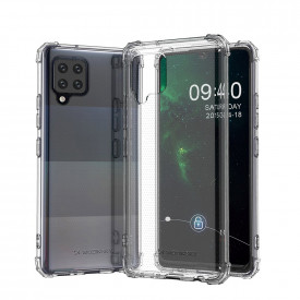 Удароустойчив гръб Antishock Military Grade - Samsung Galaxy A42 5G прозрачен