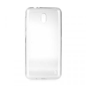 Ултратънък силиконов гръб 0.3mm - Nokia 2.1 (2 2018) прозрачен