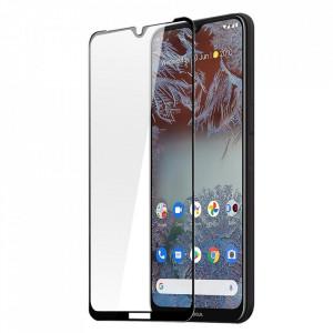 10D закален стъклен протектор DUX DUCIS с пълно покритие и рамка - Nokia G10/G20 (съвместим с гръб)