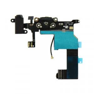 Dock Connector Flex Cable - iPhone 5 черен