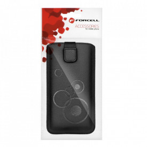 HOUSSE FORCELL DEKO - pour Samsung A02s/A12/A21s/A32 5G/A72/S21 Ultra 5G/ Xiaomi Redmi Note 10 Pro/9A/9AT/ Oppo A52/A72/A92/ Realme 7i/ Vivo Y52 5G/Y72 5G - NOIR