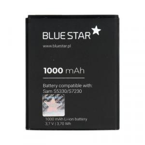 Батерия - Samsung Galaxy Wave 533 (S5330) / Wave 723 / (S7230) / Galaxy Mini (S5570) 1000mAh Li-Ion BLUE STAR