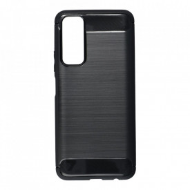 Гръб FORCELL Carbon - Huawei P Smart 2021 черен