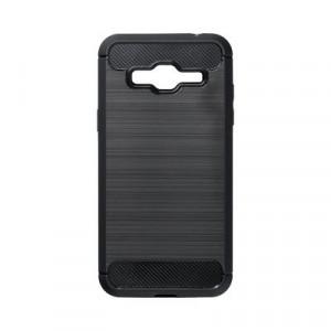 Гръб FORCELL Carbon - Samsung Galaxy J3 2016 черен
