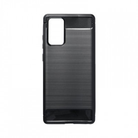 Гръб FORCELL Carbon - Samsung Galaxy Note 20 черен