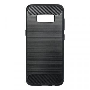 Гръб FORCELL Carbon - Samsung Galaxy S8 черен