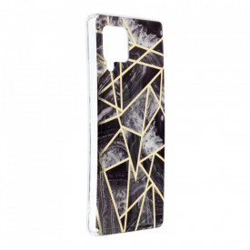 Гръб Forcell MARBLE COSMO - Samsung Galaxy A42 5G дизайн 07