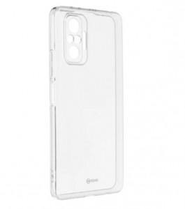 Гръб ROAR Armor Jelly - Xiaomi Redmi Note 10 5G прозрачен