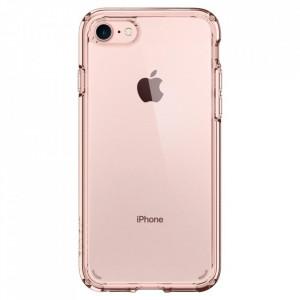 Гръб Spigen Ultra Hybrid 2 - iPhone 7 / 8 розов кристал
