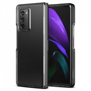 Гръб Spigen Ultra Hybrid - Samsung Galaxy Z Fold 2 черен мат