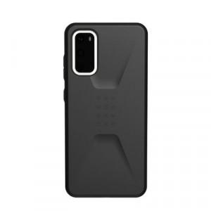 Гръб UAG Civilian - Samsung Galaxy S20 черен