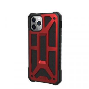 Гръб UAG Monarch - iPhone 11 Pro Max червен