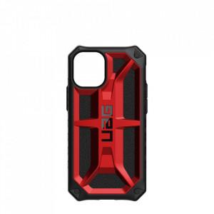 Гръб UAG Urban Armor Gear Monarch - iPhone 12 Mini червен