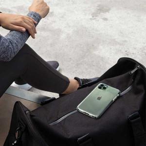 Гръб UNIQ Clarion - iPhone 11 Pro Max прозрачен