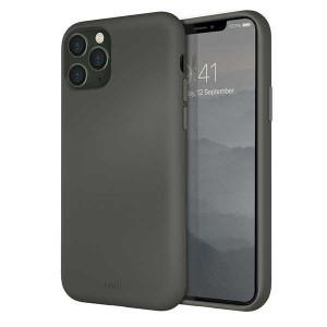 Гръб UNIQ Lino Hue - iPhone 11 Pro сив