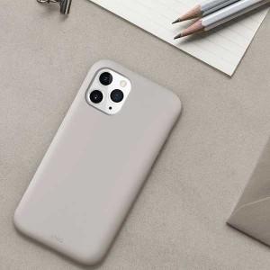 Гръб UNIQ Lino Hue - iPhone 11 Pro Max бежов