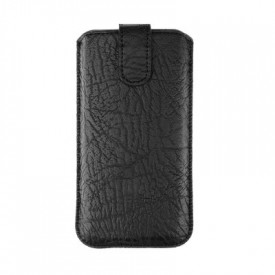 Калъф тип джоб FORCELL Slim Kora 2 - iPhone 6 Plus / 7 Plus / 8 Plus / XS Max / 11 Pro Max / Samsung Galaxy A10 / A30s / A50 / S10 Plus