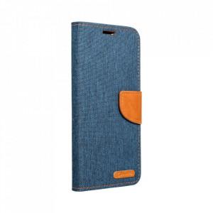 Калъф тип книга Canvas - Samsung Galaxy S21 Plus син