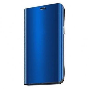 Калъф тип книга Clear View (активен капак) - Samsung Galaxy S10 Lite син