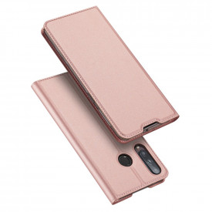 Калъф тип книга DUX DUCIS Skin Pro - Huawei P40 Lite E розов